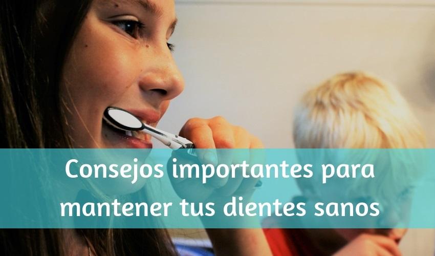 Suggerimenti importanti per mantenere i denti sani
