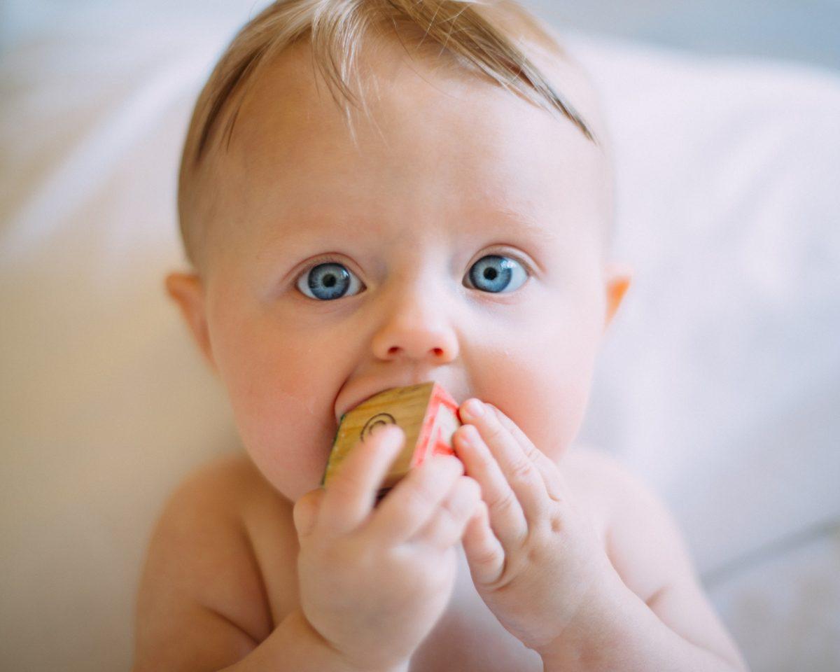 Come rendere il processo di dentizione più confortevole per il nostro bambino?