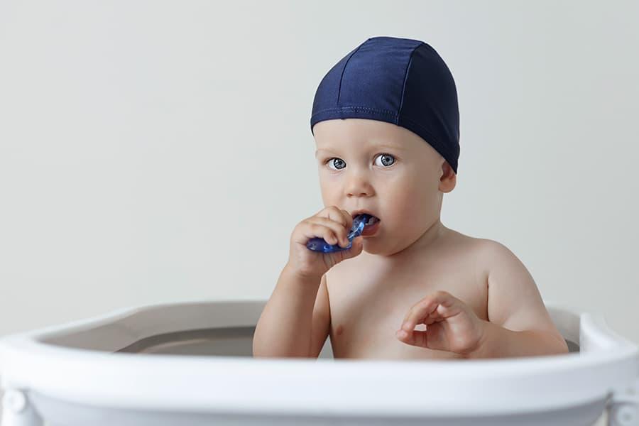 dentizione infantile
